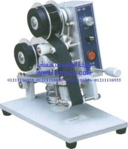 ماكينة طباعة الكود على الشريط