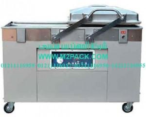 جهاز فاكيوم للتغليف بشفط الهواء مزدوج الغرفة موديل m2pack 603